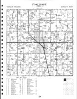 Code 24 - Stowe Prairie Township, Hewitt, Todd County 1993